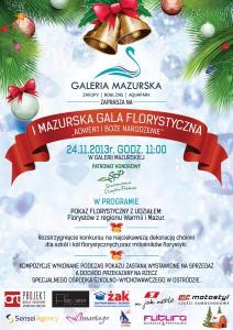 I Mazurska Gala Florystyczna