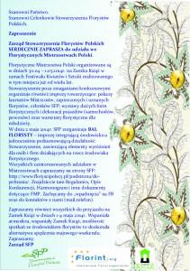 Florystyczne Mistrzostwa Polski