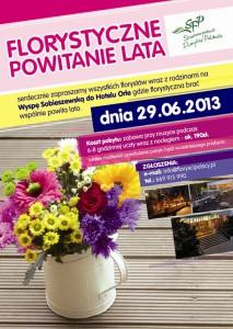 Florystyczne Powitanie Lata