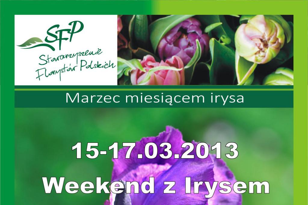 Weekend z Irysem